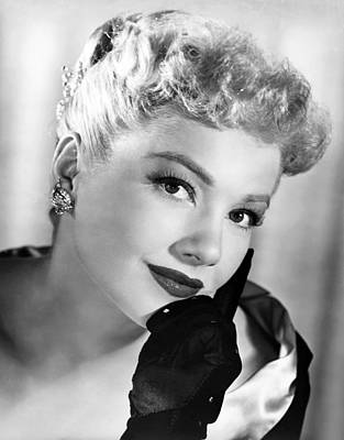 I Confess, Anne Baxter, 1953 Poster by Everett