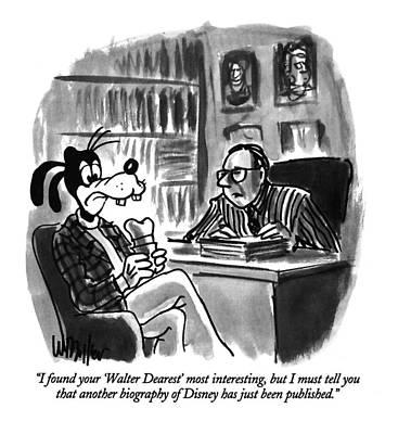 I Found Your 'walter Dearest' Most Interesting Poster by Warren Miller