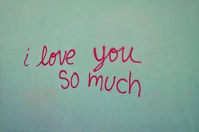 I Love You So Much Poster