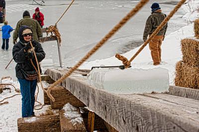 Ice Harvest Poster