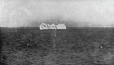 Iceberg, 1912 Poster