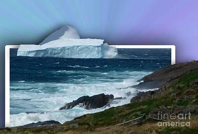 Iceberg Escape Poster