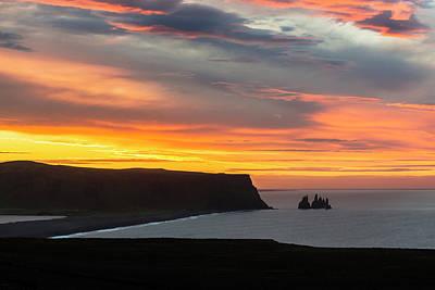Iceland, Dyrholaey Poster