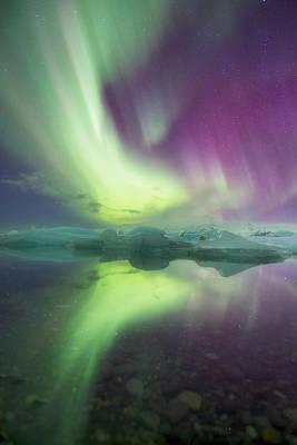 Iceland, Jokulsarlon Poster by Jaynes Gallery