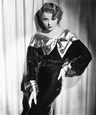 Ida Lupino, Paramount Portrait, Circa Poster by Everett