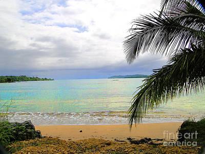 Idyllic Paradise In Bocas Del Toro - Panama Poster