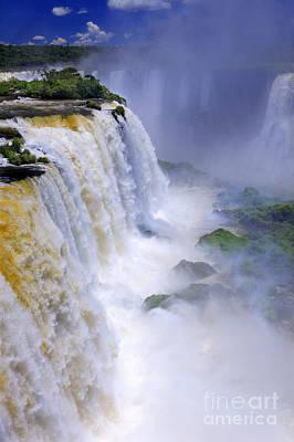 Iguazu Falls IIi Poster by Bernardo Galmarini