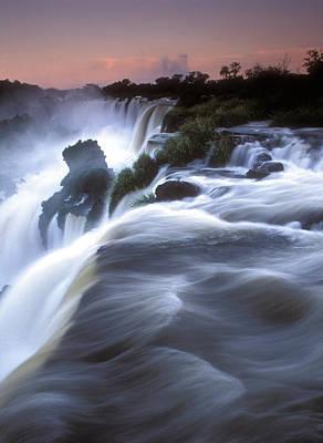 Iguazu Falls National Park, Argentina Poster by Javier Etcheverry / Vwpics