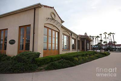 Il Fornaio Italian Restaurant In Coronado California 5d24362 Poster by Wingsdomain Art and Photography