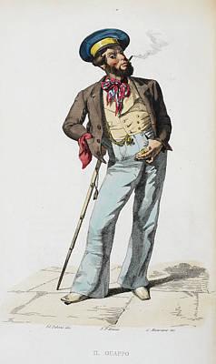 Il Guappo Poster by British Library