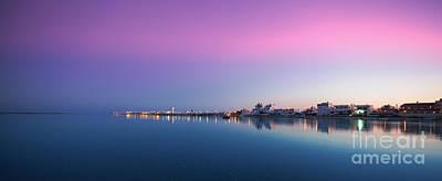 Ilha De Faro Poster by English Landscapes