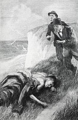 Illustration From The Adventure Poster