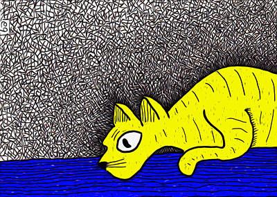 Imaginary Mice Poster by e9Art