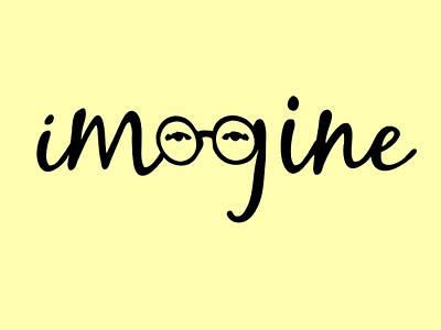 Imagine - John Lennon  Tribute Poster