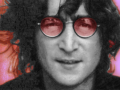 Imagine John Lennon  Poster