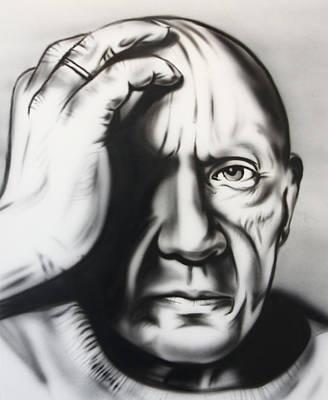 Pablo Ruiz Y Picasso Poster
