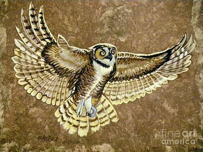 Impressive Wings Poster