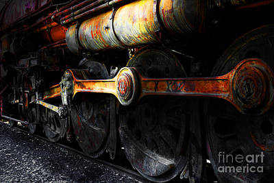 In A Time When Steam Was King 5d25491 V1 Poster