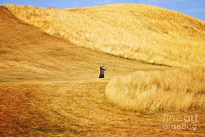 In The Hills Poster by Scott Pellegrin