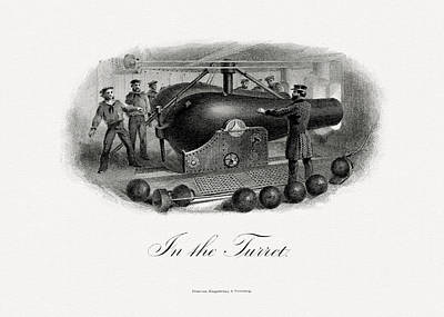 In The Turret Poster