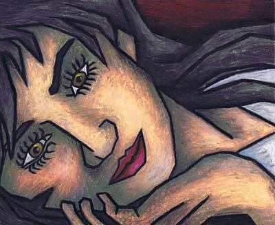 In Your Eyes Poster by Kamil Swiatek