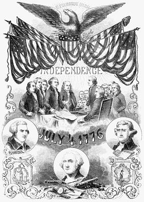 Independence Day Poster by Granger