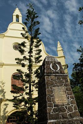 India, Cochin St Francis Csi Church Poster