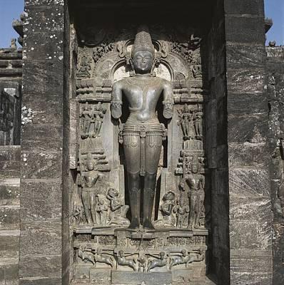 India. Orissa. Konarak. Sun Temple Poster by Everett