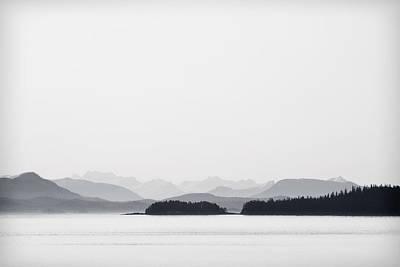 Inside Passage Alaska Poster