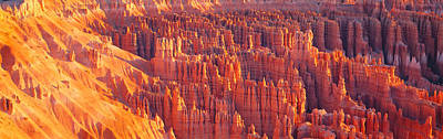 Inspiration Point, Bryce Canyon Poster by Panoramic Images