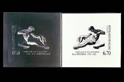 Intaglio Printmaking Poster by Patrick Landmann