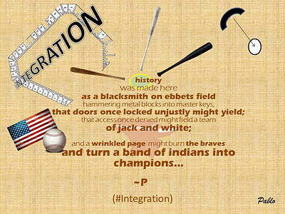 Integration Poster by Pablo