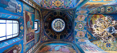 Interiors Of A Church, Church Of The Poster by Panoramic Images