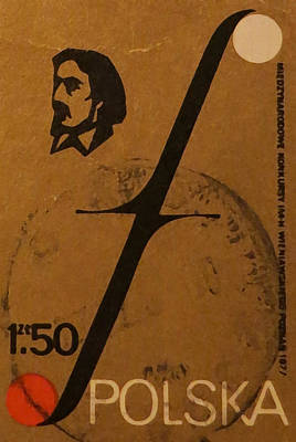 International Music Competition In Poznan Poland In 1977 Poster by Patricia Januszkiewicz