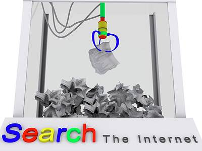 Internet Search Engine Poster