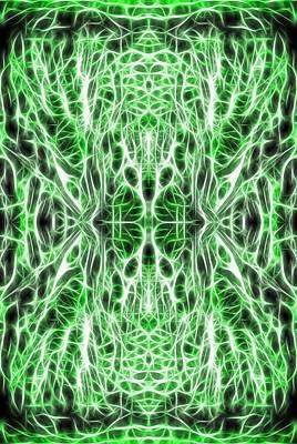 Into The Matrix Poster