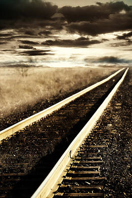 Into The Sunset Poster