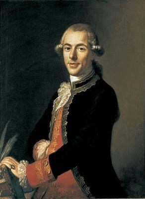 Inza, Joaqu�n 1736-1811. Tomas De Poster by Everett