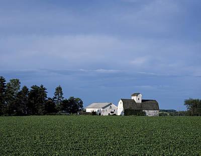 Iowa Farmland Poster