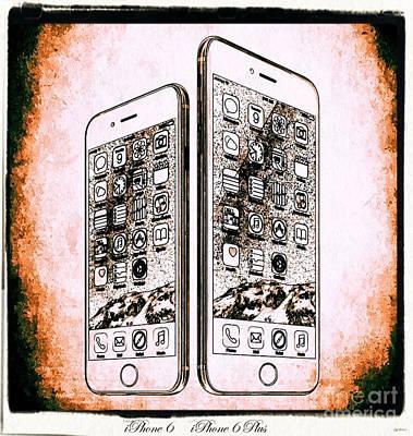 iPhone 6  iPhone 6 Plus Poster