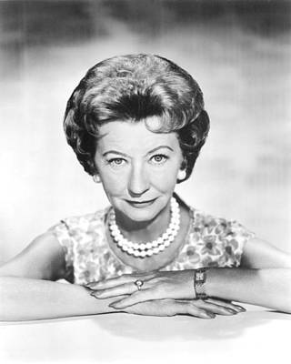 Irene Ryan In The Beverly Hillbillies  Poster by Silver Screen