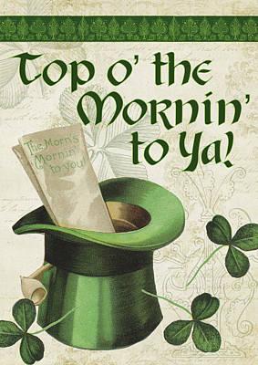 Irish Blessings Poster
