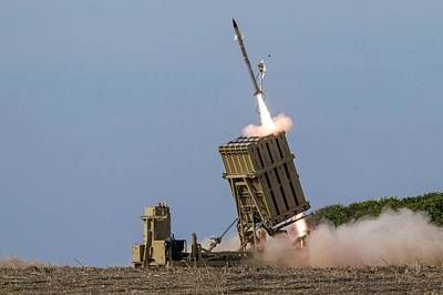 Iron Dome Poster