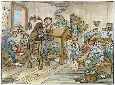 Irving Sleepy Hollow, 1820 Poster