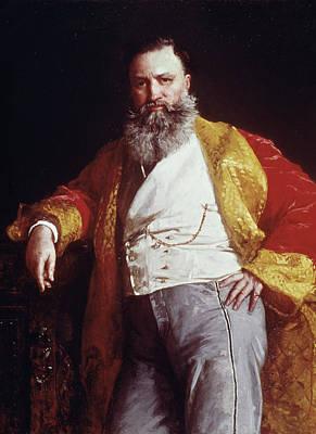 Isaac Merrit Singer (1811-1875) Poster