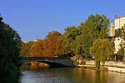 Isar River - Munich - Bavaria Poster