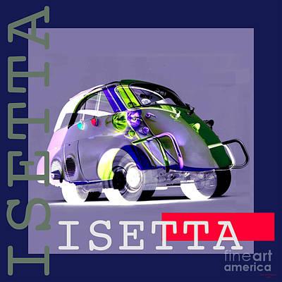 Isetta Poster