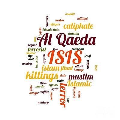 Isis Poster by Henrik Lehnerer