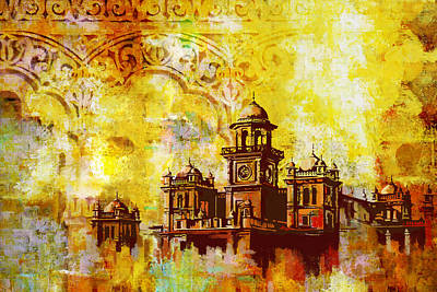 Islamia College Peshawar Poster by Catf