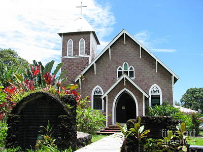 Island Church Poster